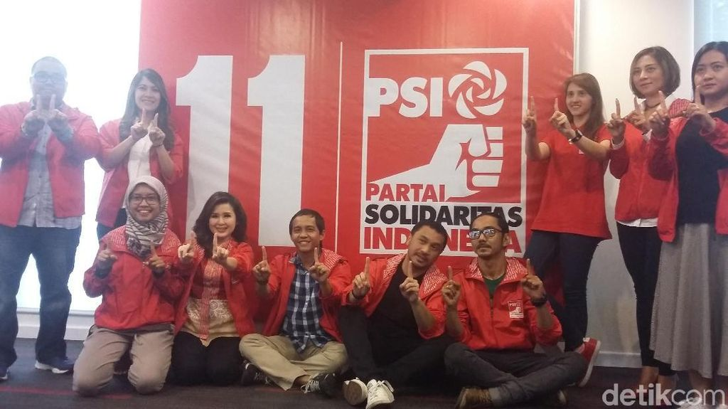 PSI: Kalau Masih Mau Lihat OTT KPK, Pilih Partai Lama