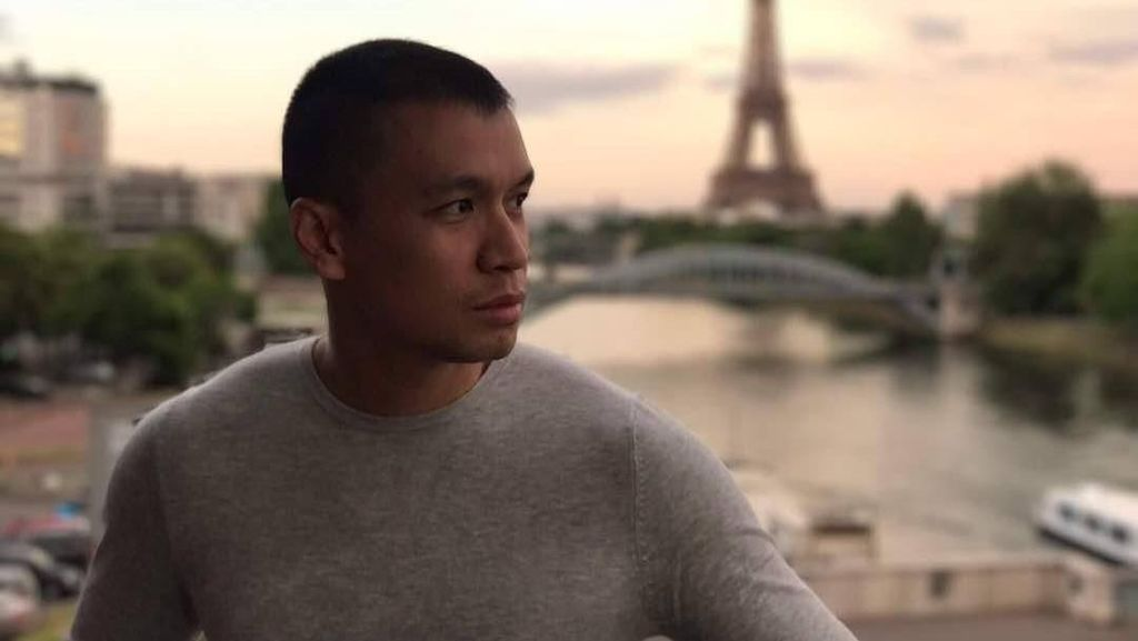 Foto: Samuel Rizal, Hot Daddy yang Suka Traveling