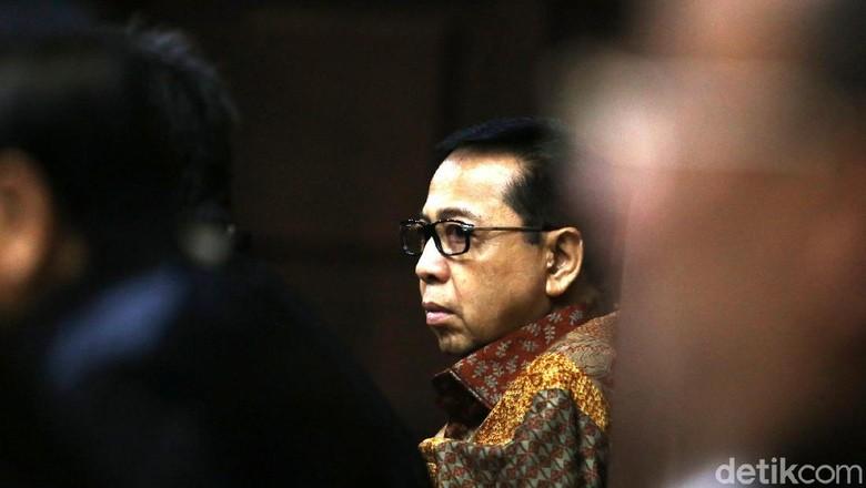 Keponakan Setya Novanto Mengaku Tak Pernah Bagi-bagi Duit e-KTP