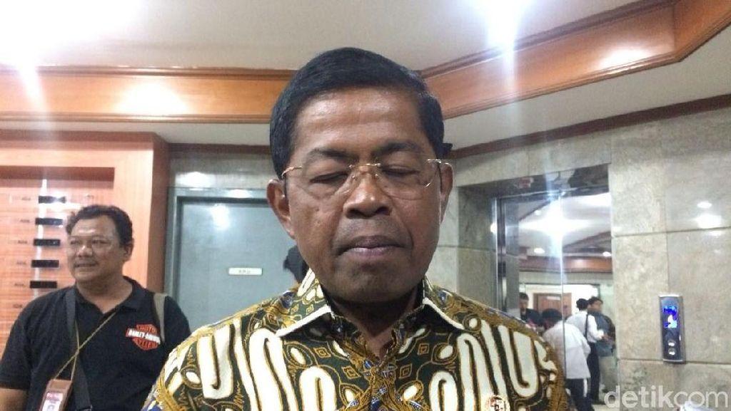 Idrus Marham Yakin Banyak Partai akan Merapat Usung Jokowi di 2019