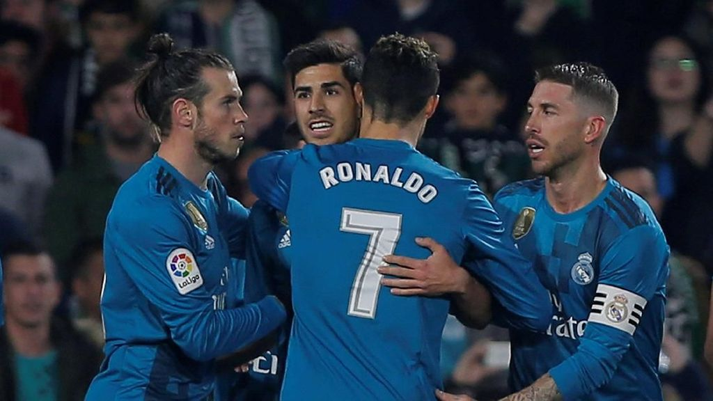 Lagi, Real Madrid Comeback dan Menang