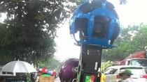 Penampakan Google Street View Direkam Pakai Motor Butut