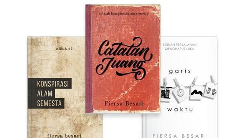 Terbitkan Album Buku, Siasat Fiersa Besari Kurangi Maraknya Pembajakan