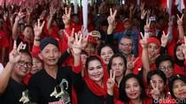 Pesan Puti ke Kader PDIP, Kita Didukung Pak Jokowi