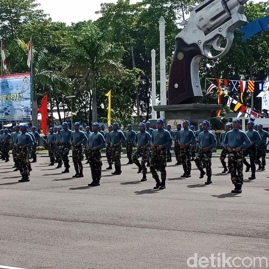 HUT ke-72 Pomal, Prajurit Diminta Tingkatkan Disiplin