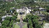 Foto Drone: Kemegahan Garuda Wisnu Kencana Bali