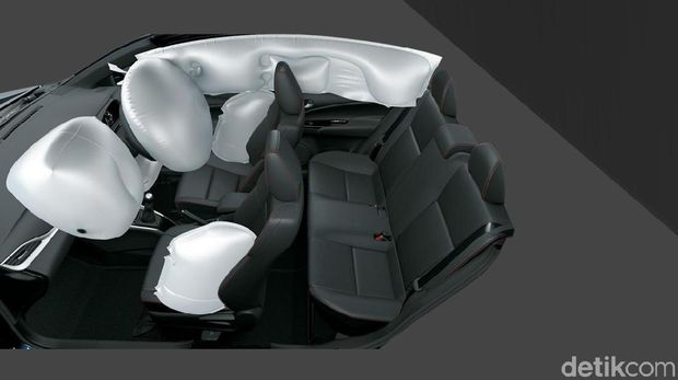 Toyota: Fitur Keselamatan Yaris Top Class