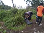1,32 Kuintal Sampah Berhasil Dikumpulkan dari Gunung Merbabu