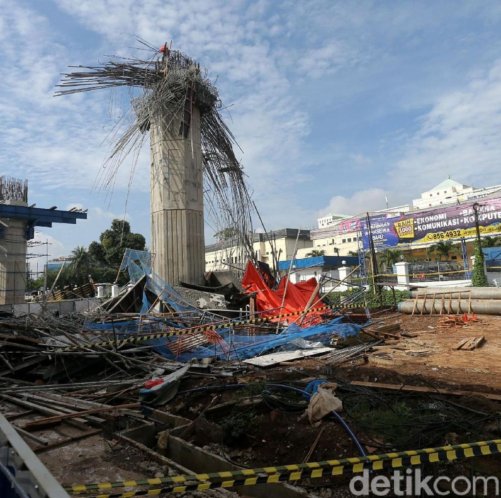 Ombdusman Soal Maraknya Kecelakaan Proyek: Menuju Darurat Keselamatan
