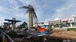 Pengakuan Waskita Soal Konstruksi Ambruk: Kita Lalai Hitung Angin