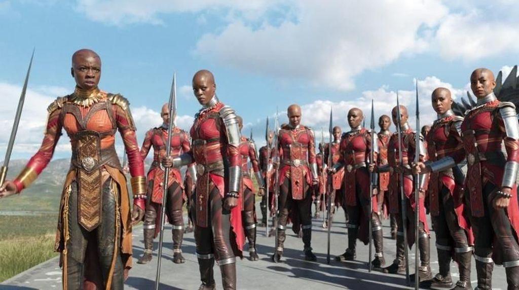 Black Widow Senang Makin Banyak Pahlawan Wanita di Infinity War