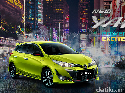 Toyota Luncurkan Yaris Model Baru, 7 Speed, 7 Airbag