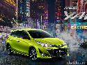 Toyota Luncurkan Yaris Model Baru, 7 Speed, 7 Airbag
