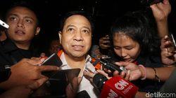 Jaksa Tampilkan Isi Sadapan: Novanto Disebut Terima USD 1,8 Juta