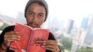 Perjalanan Fiersa Besari Keliling Indonesia 8 Bulan Berbuah Karya Buku
