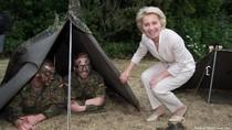 Militer Jerman Juga Kekurangan Tenda dan Pakaian Musim Dingin