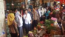 Blusukan ke Pasar, Emil Bicara Soal Penataan Pasar Tradisional