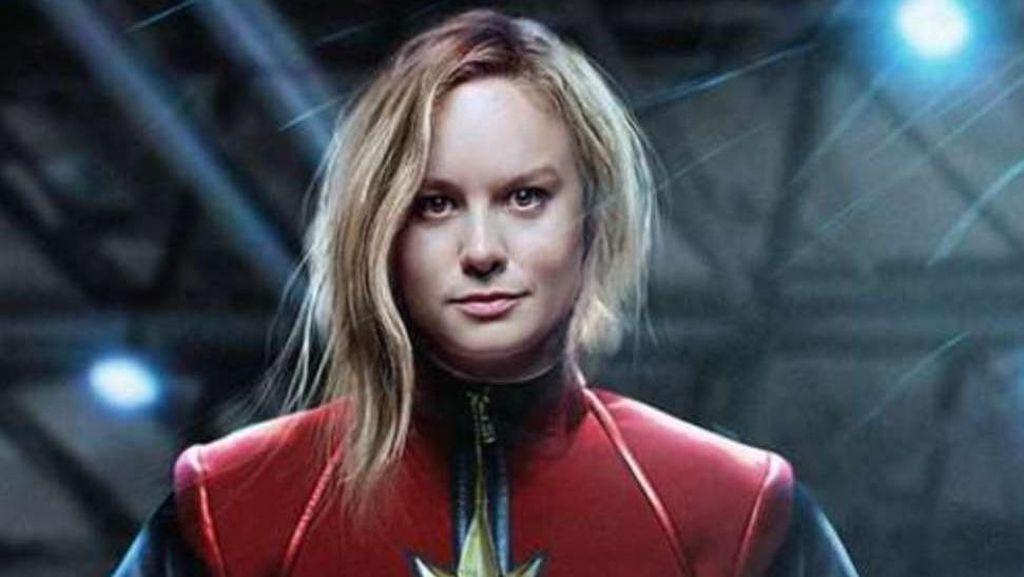 Russo Brothers Bangga Bisa Perkenalkan Captain Marvel