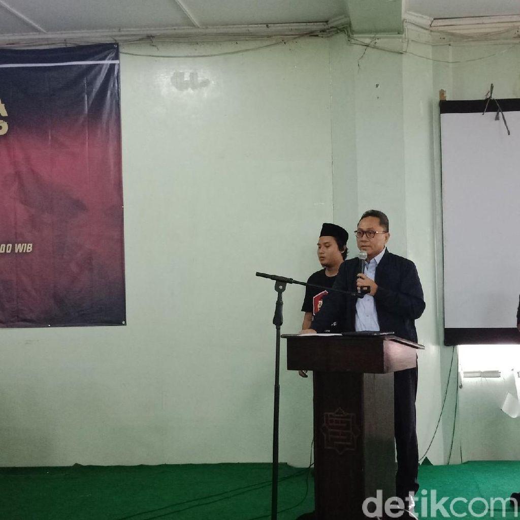 Ketum PAN: Jakarta Menang, Semoga Nasional Juga Menang