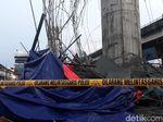 Tiang Ambruk, Polisi Jemput Pelaksana Proyek Tol Becakayu