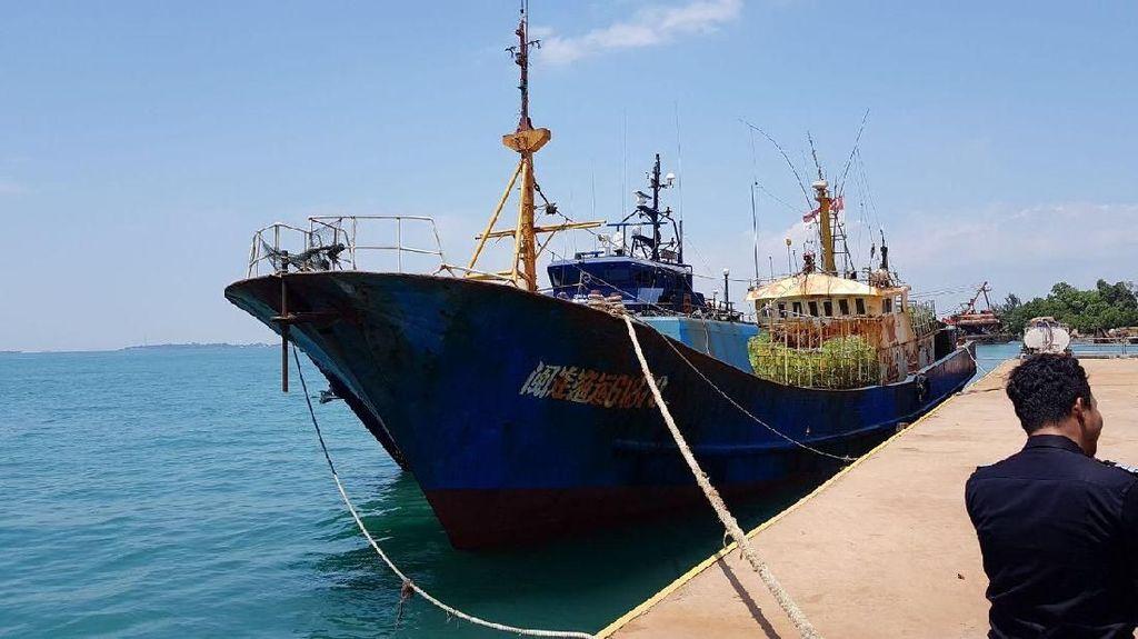 Aksi Pengejaran Kapal dan Pengungkapan Sabu 1,8 Ton di Kepri