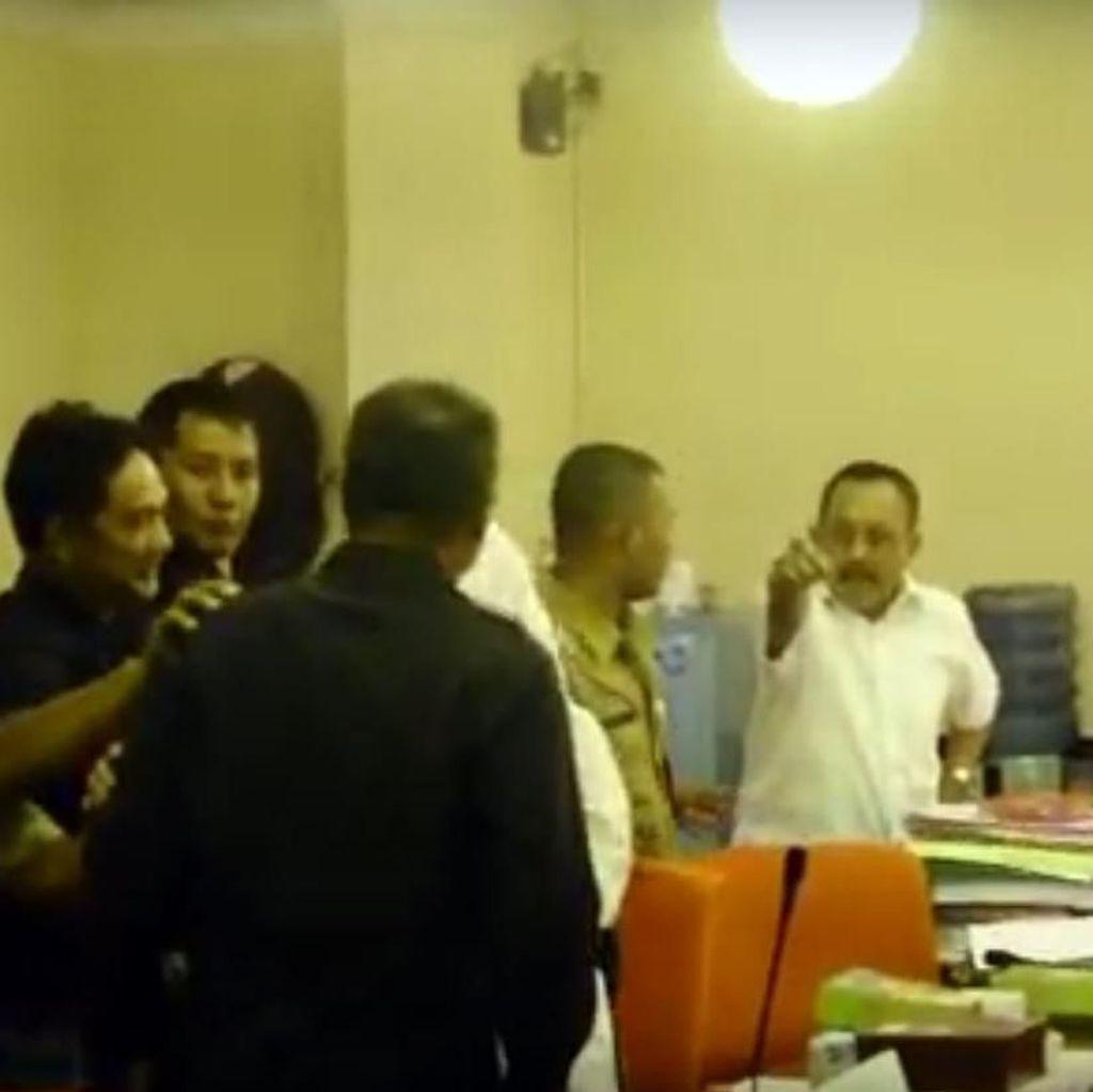Hearing Diwarnai Adu Mulut dengan Ketua DPRD, Kasatpol PP Minta Maaf