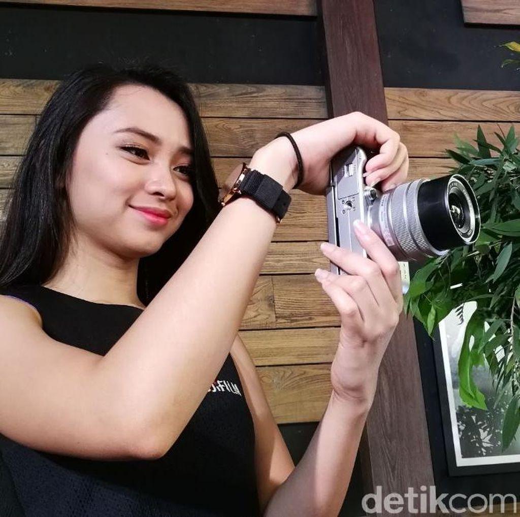Kamera Fujifilm X-A5 Tawarkan Berbagai Eksperimen