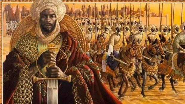 Ini Raja Afrika yang Dianggap 'Black Panther' di Dunia Nyata