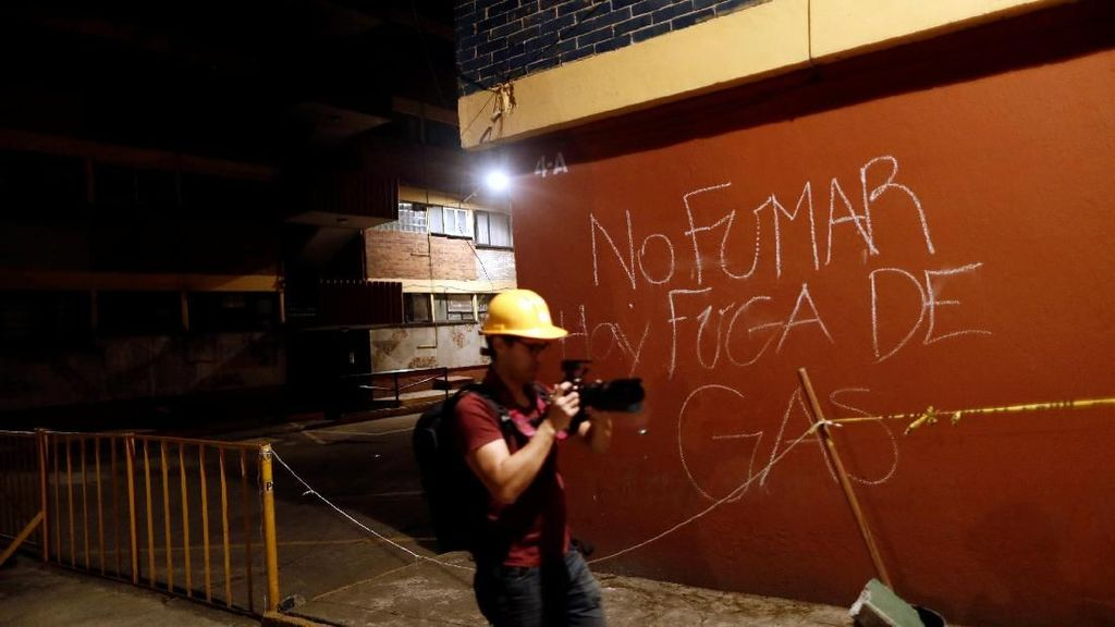 40.000 Ribu Nyawa Melayang di Meksiko, 30.000 Lainnya Hilang