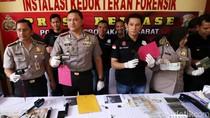 Polisi Bekuk Curanmor Sadis, 1 Orang Tewas Ditembak