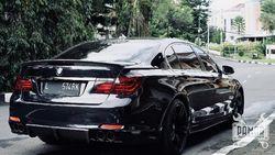 BMW Blackout dari Magelang