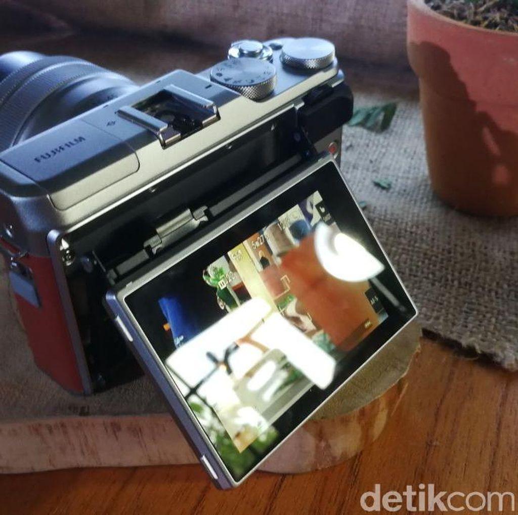 Fujifilm: Pasar Mirrorless Indonesia Naik 50%