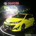 Lebih Dekat dengan Toyota Yaris Model 2018