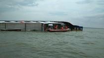 Kapal Kayong Utara Bawa 37 Orang dan 9 Truk sebelum Karam di Sumsel