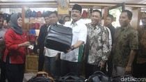 Gus Ipul Dorong Produk Tanggulangin Bisa Tembus Pasar Ekspor