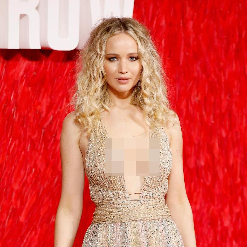 Jennifer Lawrence Ternyata Tak Lulus SMP