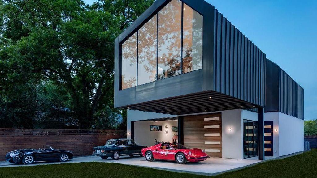 Rumah Idaman Penggila Mobil