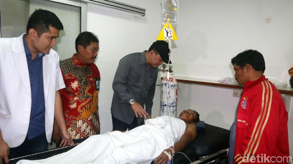 BPJS TK Tanggung Biaya Pengobatan Korban Ambruknya Kepala Tiang Tol Becakayu