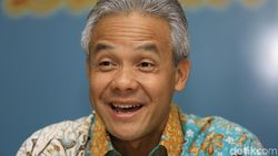 Saat Rockin Governor Ganjar Pranowo Harus Hafal Lagu Jaran Goyang