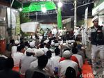 Foto: Suasana Tablig Akbar Penyambutan Habib Rizieq