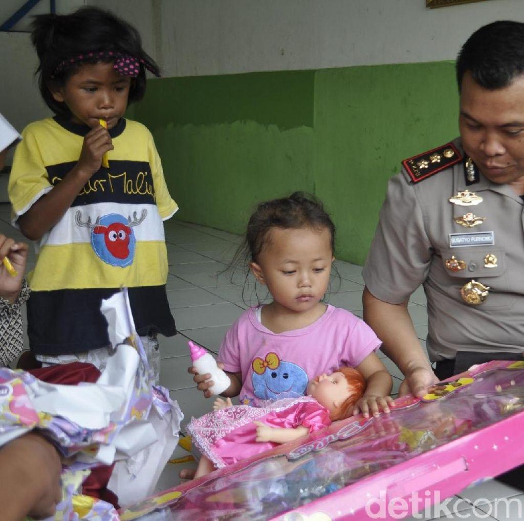 Kondisi Psikologis Bocah yang Diterlantarkan Ibu di Sukabumi Membaik