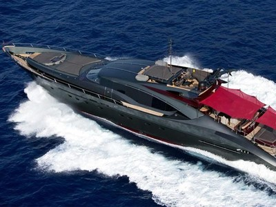 Foto: Yacht Mewah Cristiano Ronaldo Seharga Rp 142 Miliar