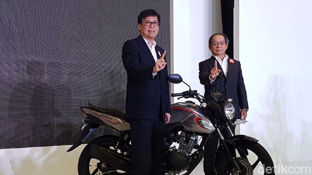 Honda CB150 Verza Dijual Rp 19 Jutaan