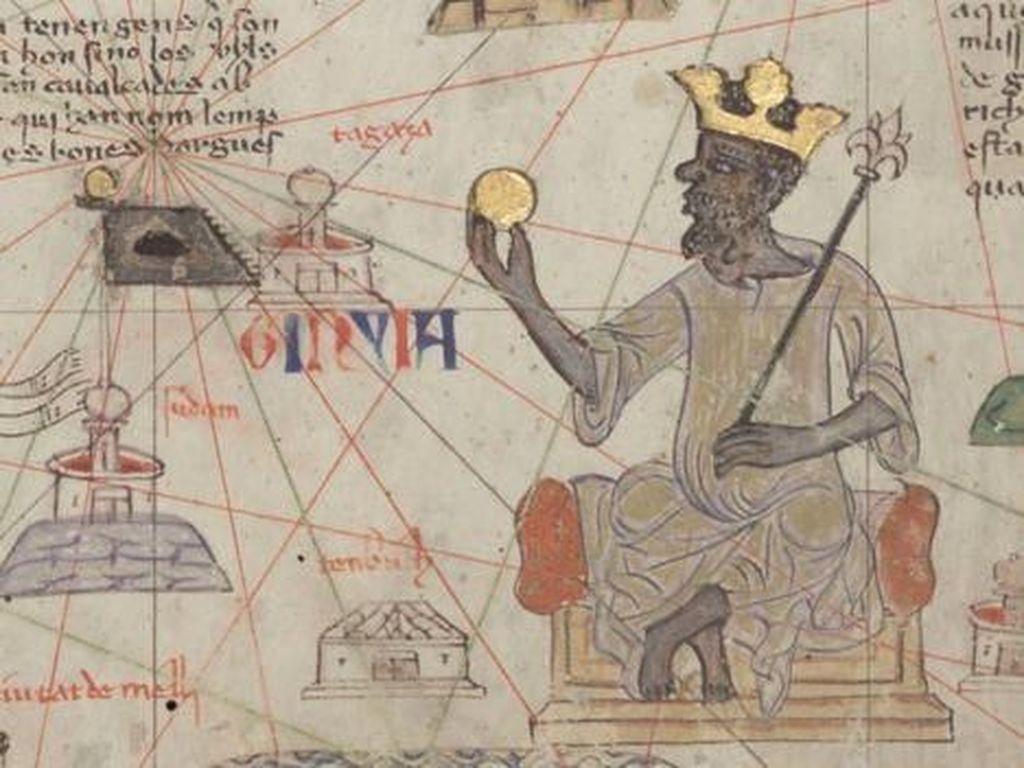 Ini Raja Afrika yang Dianggap Black Panther di Dunia Nyata