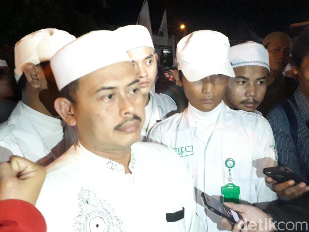PA 212 Jelaskan Pertemuan dengan Jokowi Besok