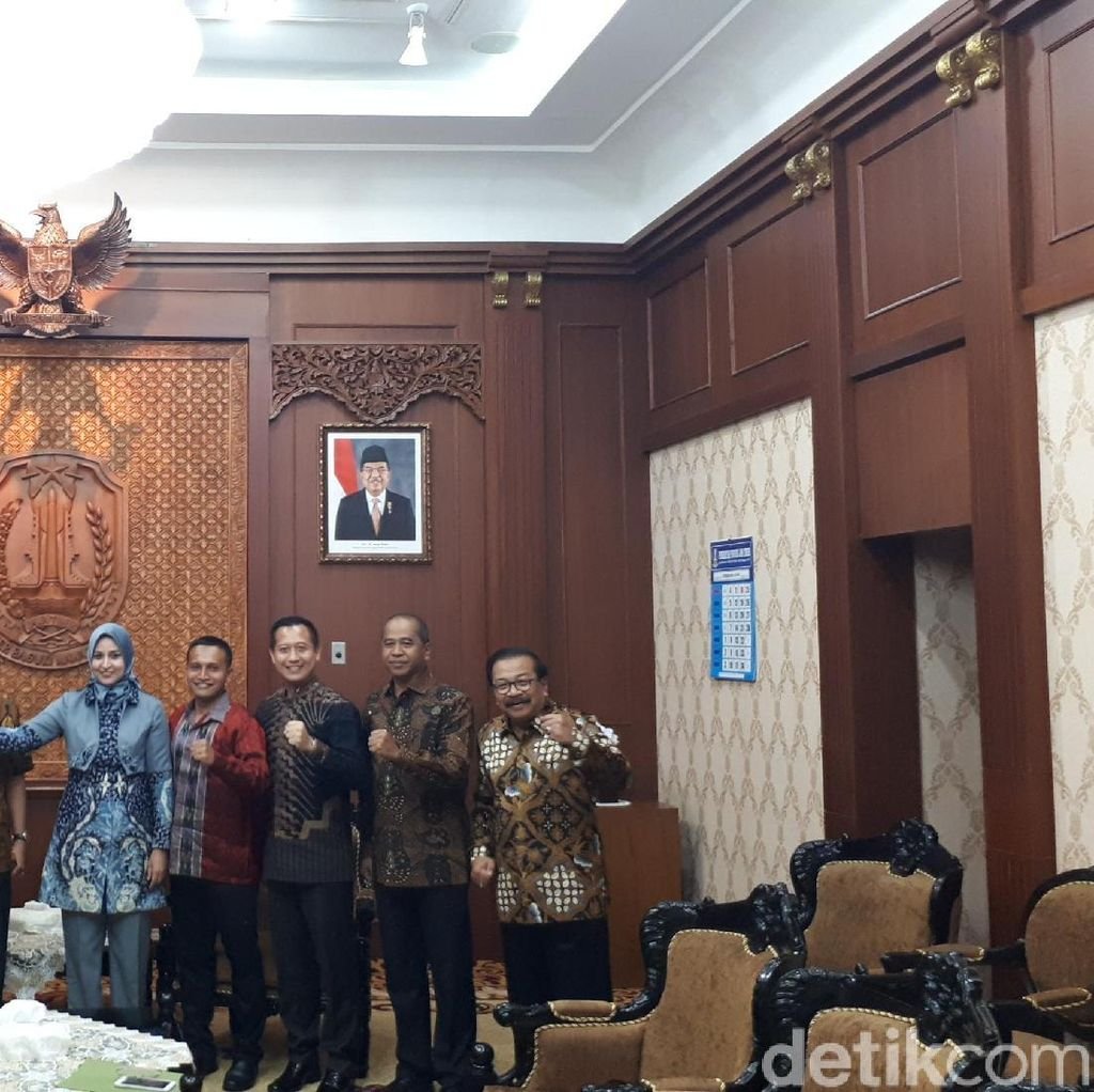 Dimediasi Gubernur Soekarwo, Bupati dan DPRD Jember Islah