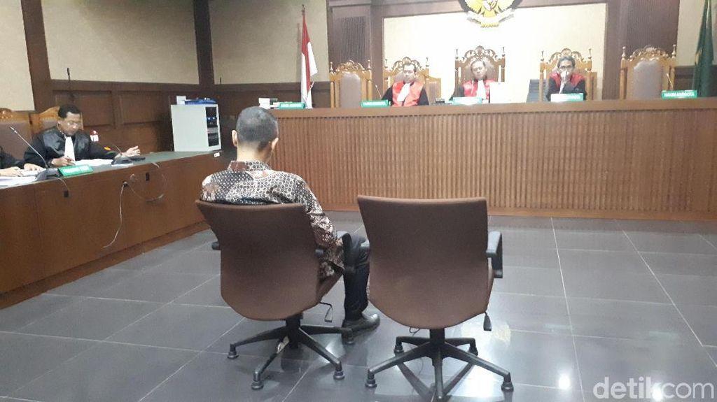 Kasus Suap Proyek Jalan, Politikus PKS Dituntut 10 Tahun Penjara