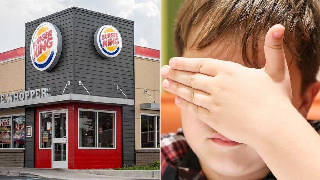 Waduh! Gerai Burger Ini Tayangkan Adegan Porno di TV Area Makan Restoran