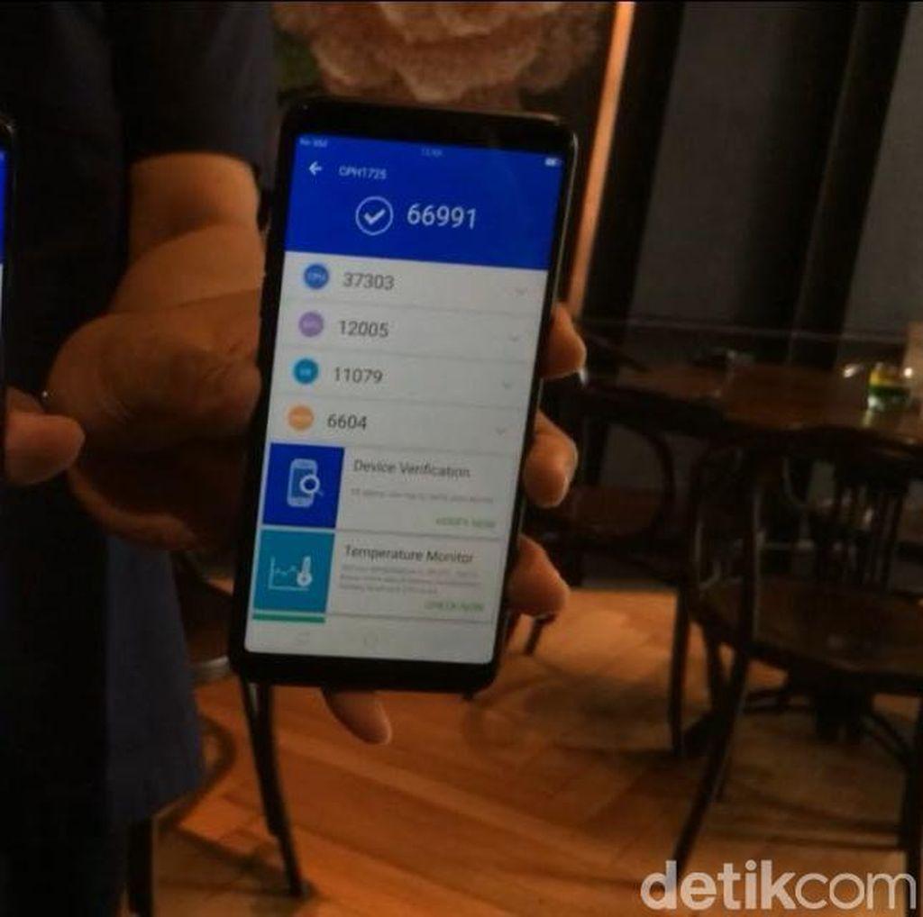 Wow! Oppo A83 Ungguli Benchmark Seri F5