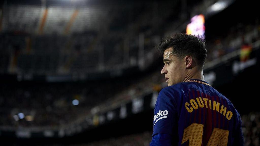 Apesnya Coutinho: Mobil Diderek, Lalu Rumahnya Kemalingan